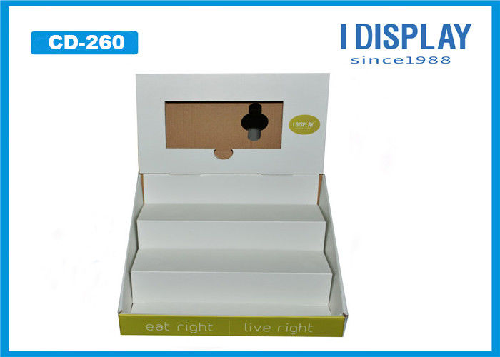 Flash Drive Cardboard Counter Display / Cardboard Counter Display Units